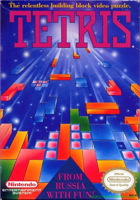 tetris y su 25 aniversario, el juego clasico y retro de siempre
