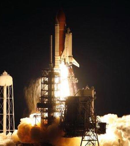 transbordador espacial Endeavour sera lanzado el miercoles