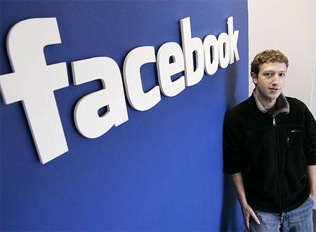 El director de Facebook habla de su gran aumento de usuarios