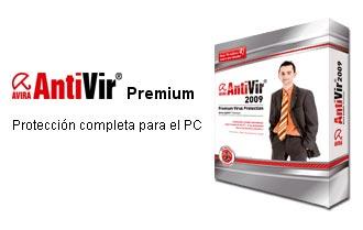 Descarga gratis Avira Antivir Premium