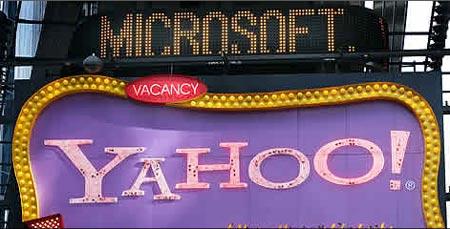 Alianza entre Microsoft y Yahoo