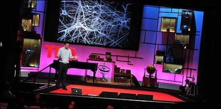 Conferencia TED Global UK