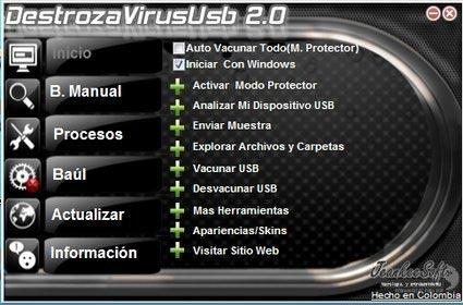 descarga gratis DestrozaVirusUsb