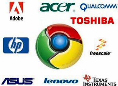 empresas que implementaran google chrome os