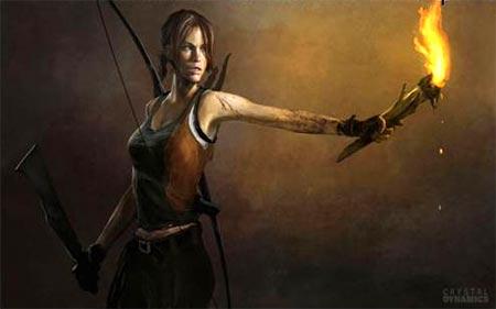 La nueva imagen de Lara Croft