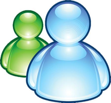 Tal vez sea por la gran publicidad que este país le da a los servicios de MSN Messenger