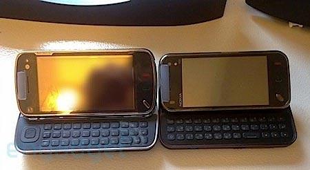 """Imagen del nuevo Nokia N97 """"Mini"""""""