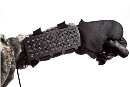 Este nuevo mini teclado será de uso exclusivo para la milicia