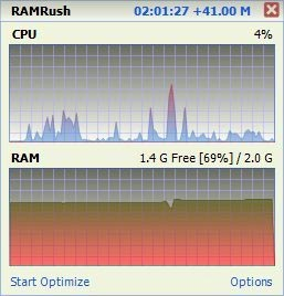 Descarga gratis RAMRush