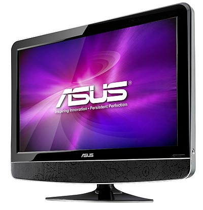 Una nueva serie de tv monitores híbridos sale al mercado por parte de ASUSTek