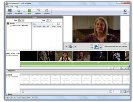 VideoPad Video Editor 1.00