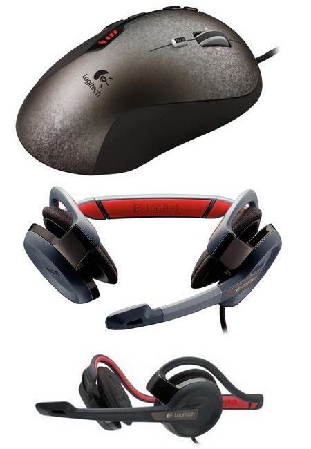 Nuevos accesorios para gamers Logitech