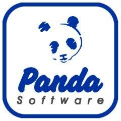 Logo de antivirus Panda