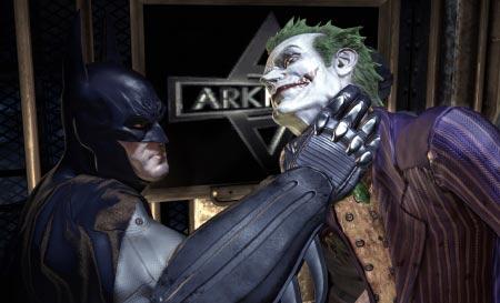 imagen de video juego Batman: Arkham Asylum