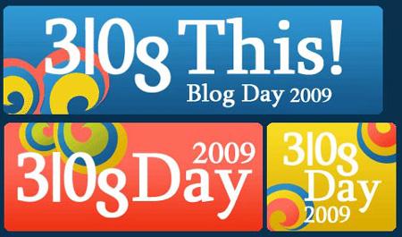 El dia del Blog o BlogDay