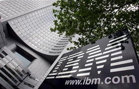 instalacions de la compañía IBM