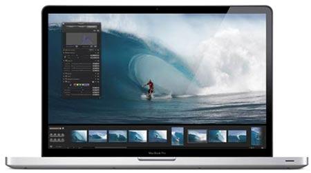 MacBook Pro de 17 pulgadas