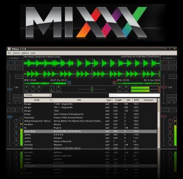 Descarga gratis Mixxx