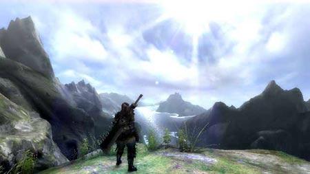 imagen de Monster Hunter 3 para wii