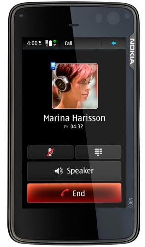 Nuevo Nokia N900
