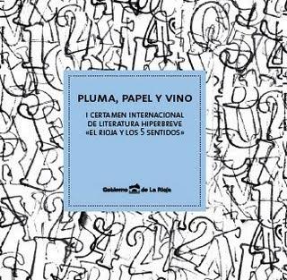 """II Certamen Internacional de Literatura Hiperbreve """" El Rioja y los 5 Sentidos"""""""