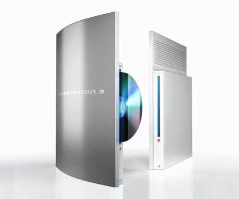 imagen del nuevo PS3 Slim