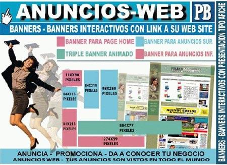 Anuncios de publicidad online