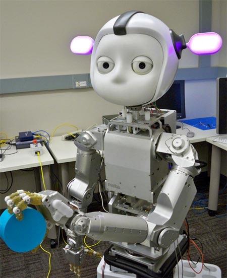 Nuevo robot Simon