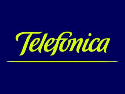 Logo de Telefonica España