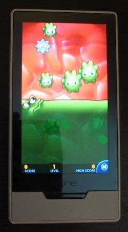 Nuevas aplicaciones para Zune HD