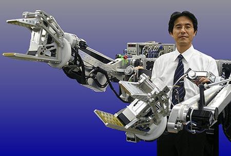 exoesqueleto mecanico
