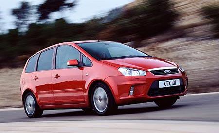 nuevo modelo de Ford, C-Max
