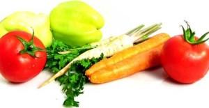 comida sana, verduras, frutas y alimentos sanos