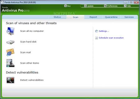 Descarga gratuita de Panda Antivirus Pro 2010