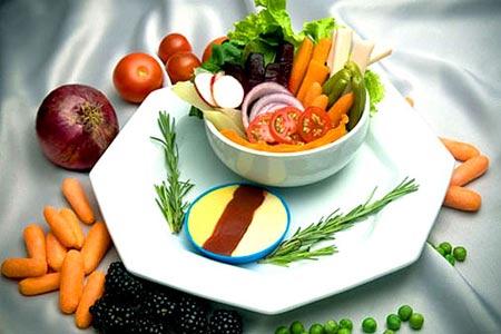 Se recomienda aumentar el consumo de vegetales