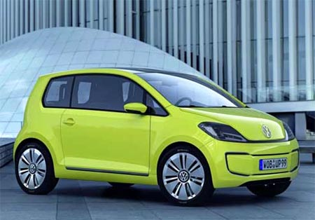 Nuevo Volkswagen E-Up!