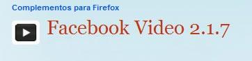 Extensión para Firefox