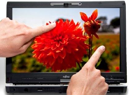 Nuevo portatil de Fujitsu