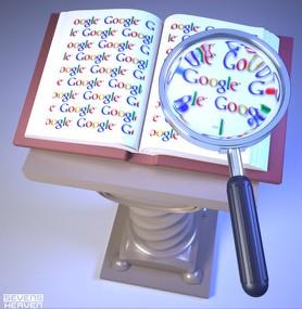 diseño de google books.
