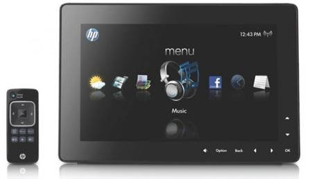 DreamScree, nuevo marco digital de HP