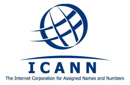 Logo oficial de la ICANN