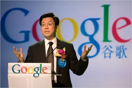 Ex vicepresidente de Google en China, Kai-Fu Lee