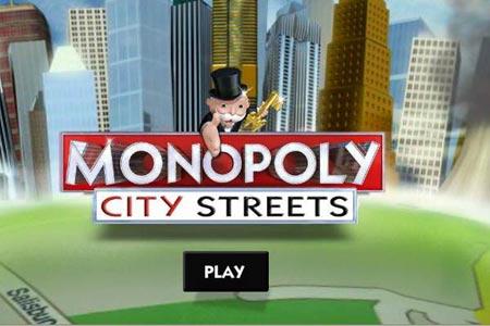 Monopoly City Streets, nueva version en linea de Monopoly