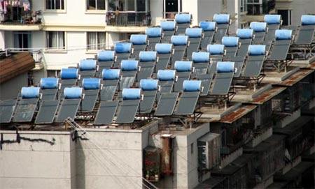 Energia solar en China