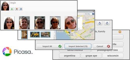 Editor de fotos Picasa 3.5