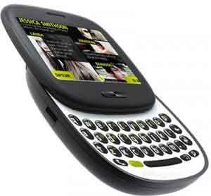 Teléfono que podría formar parte del Proyecto Pink de Microsoft