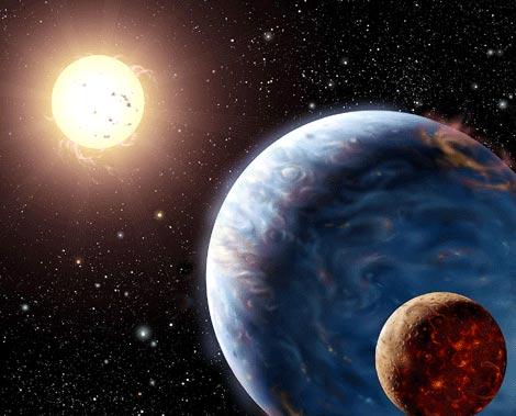 Cientificos debaten ruta para iniciar la búsqueda de planetas habitables