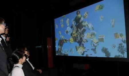 Televisor Plasma 3D de 50 pulgadas Panasonic