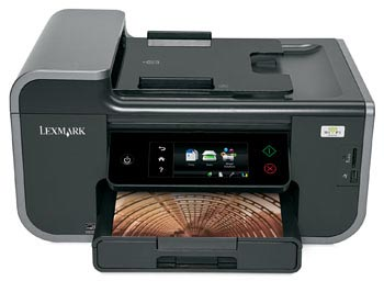 impresora Prestige Pro805 de Lexmark