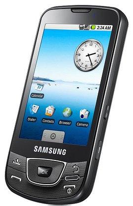 El nuevo movil Samsung Galaxy con Android